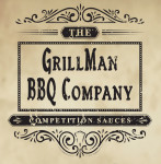 The GrillMan BBQ Company_sauce label_sample size